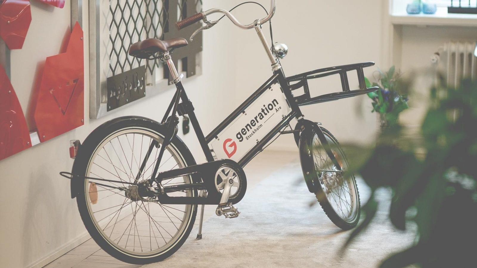 Generation cykel