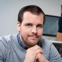 Gustav Jonsson Fjällby, Designchef på webbyrån The Generation