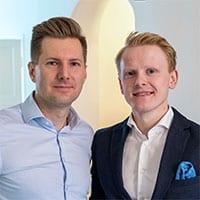Henrik & Robert
